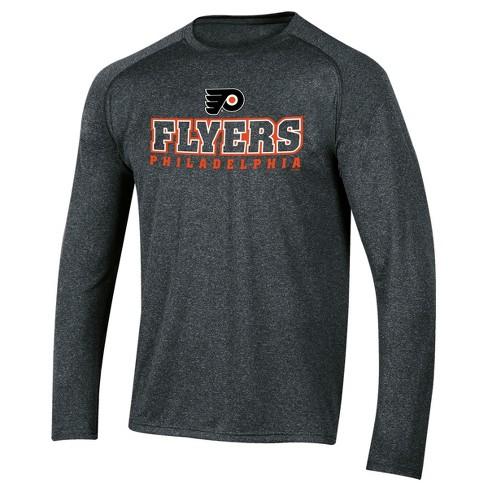 ef27189b15b NHL Philadelphia Flyers Men's Goal Scorer Long Sleeve Performance T-Shirt