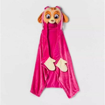 PAW Patrol Skye Hooded Blanket