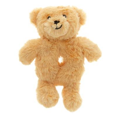 YuMe Baby Plush Bear Rattle
