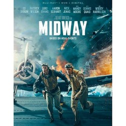 Midway (Blu-Ray + DVD + Digital)