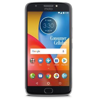 Consumer Cellular Moto E4 Plus