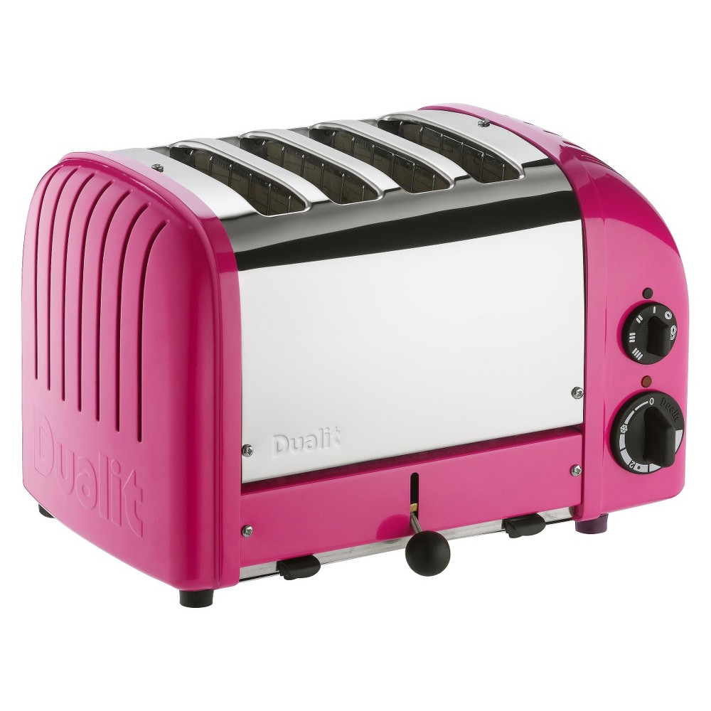 Dualit Chilli Pink New Generation Classic Toaster – 4 slice 13763883