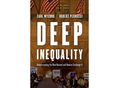 Deep Inequality : Understanding the New Normal and How to Challenge It -  (Hardcover) - image 1 of 1