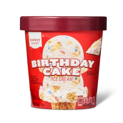 Birthday Cake Ice Cream - 16oz - Market Pantry™