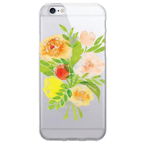 OTM Essentials Apple iPhone 6/6s Artist Prints Case - Bouquet - image 1 of 1