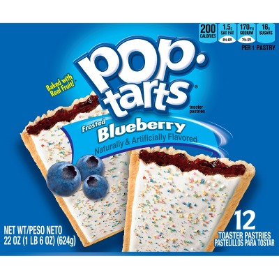 Breakfast Pastries: Pop-Tarts