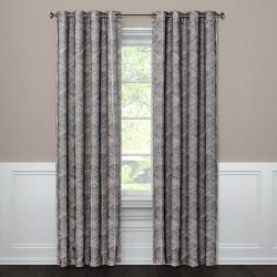 Blackout Curtain Panel Modern Stroke - Project 62™