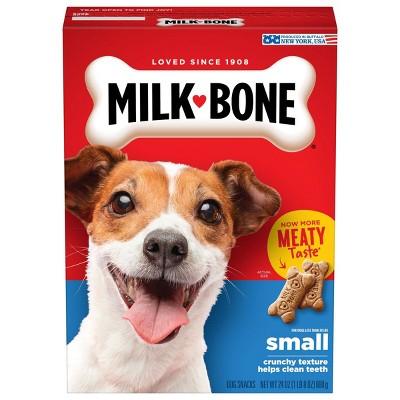 MilkBone Original Dog Biscuits Dog Treats - Small -24oz