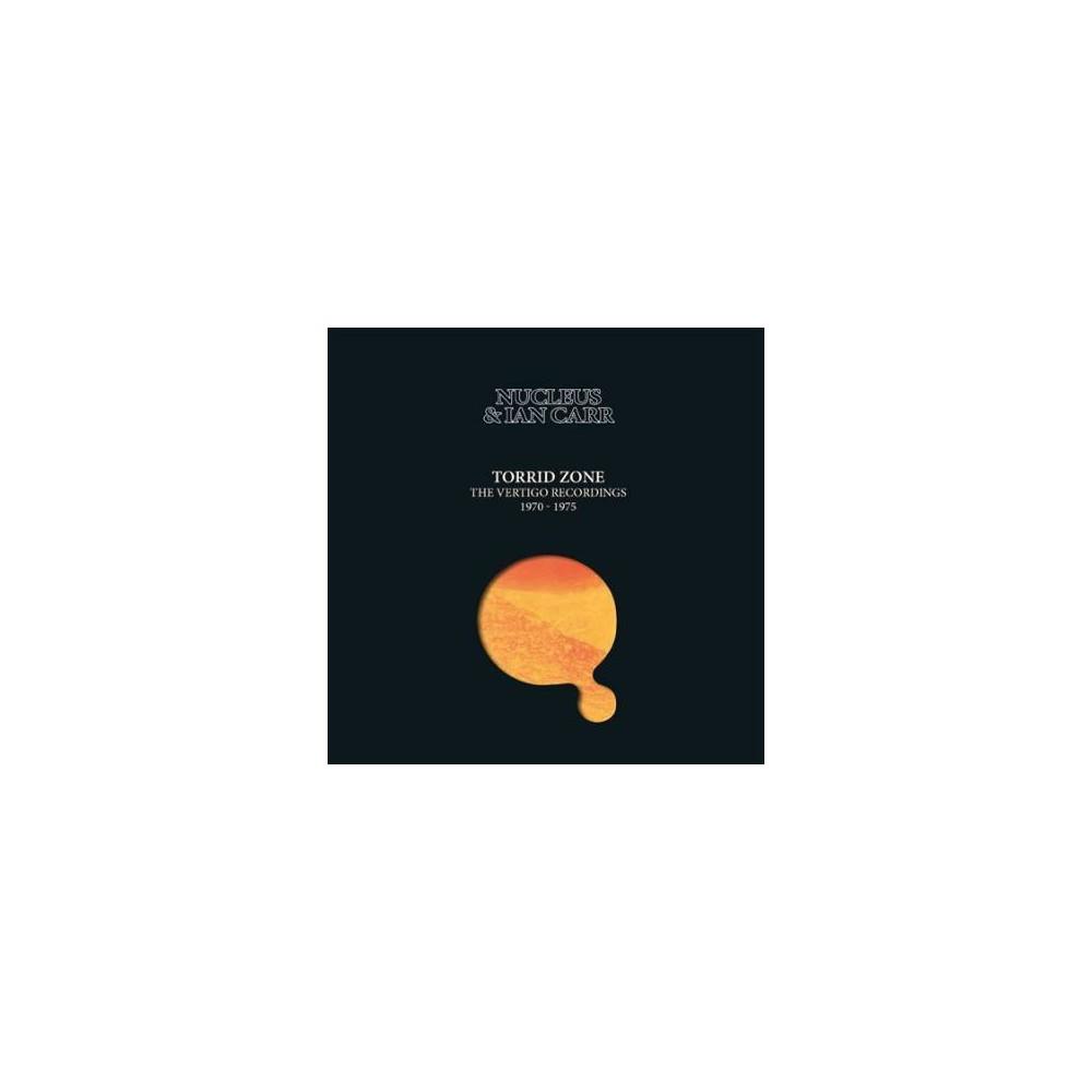 Nucleus - Torrid Zone:Vertigo Recordings 70-75 (CD)