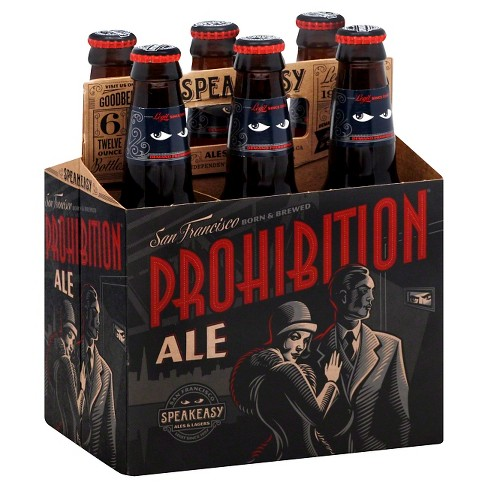Speakeasy® Prohibition Ale - 6pk / 12oz Bottles - image 1 of 1