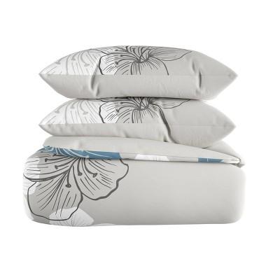 Enchanted Floral Comforter/Sham Set