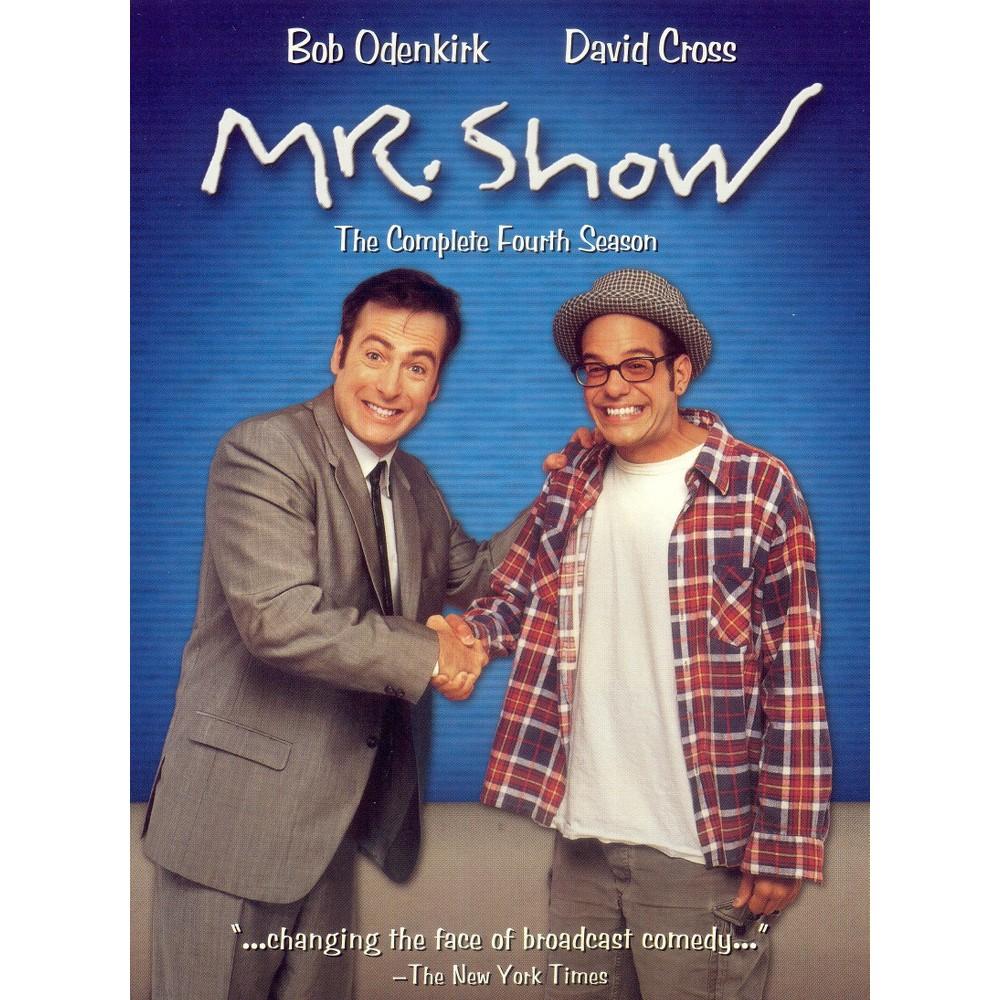 Mr Show:Complete Fourth Season (Dvd)