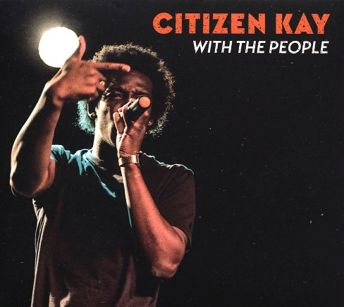 Citizen kay - With the people (CD) - image 1 of 1