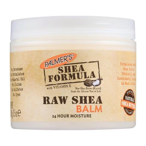 Palmer's Shea Formula Raw Shea Balm - 3.5oz - image 1 of 4