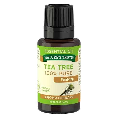 Nature's Truth Tea Tree Aromatherapy Essential Oil - 15ml - image 1 of 4