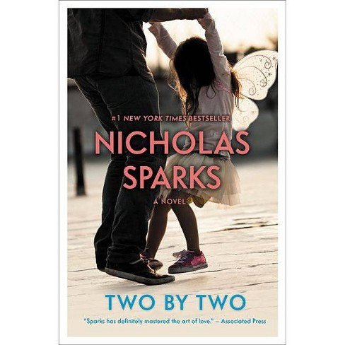 Two by Two -  Reprint by Nicholas Sparks (Paperback) - image 1 of 1