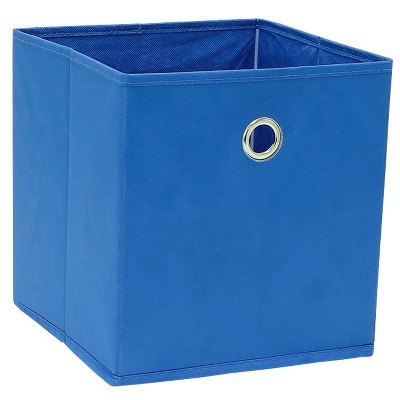 Cube Storage Bin Blue 11  - Room Essentials™
