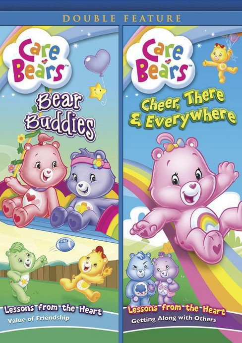 Care bears:Bear buddies/Cheer there a (DVD) - image 1 of 1