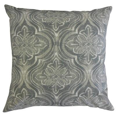 Damask Throw Pillow - The Pillow Collection