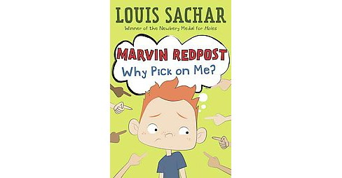 Why Pick on Me? (Library) (Louis Sachar) - image 1 of 1