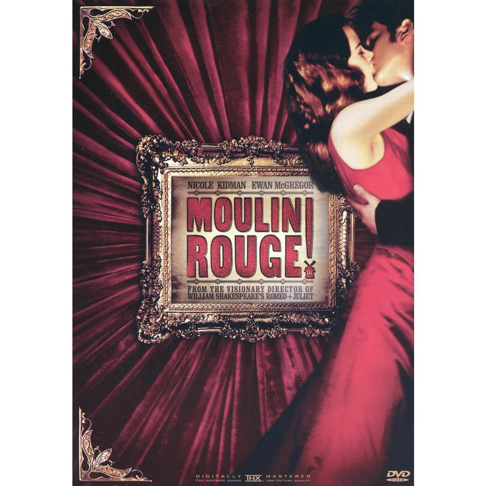 Moulin Rouge! (dvd_video)