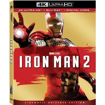 Iron Man 2 (4K/UHD)
