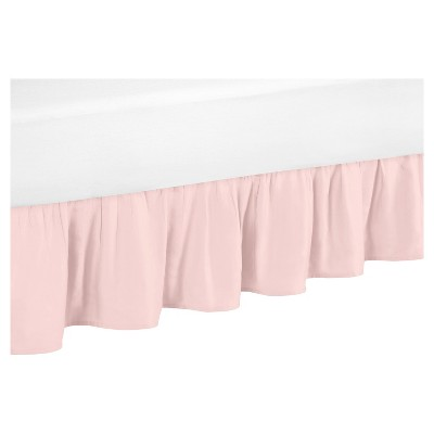 Pink Bed Skirt - Sweet Jojo Designs