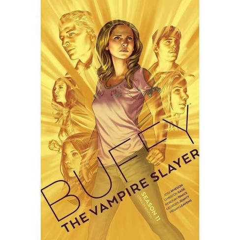 Buffy the Vampire Slayer Season 11 Library Edition - (Hardcover) - image 1 of 1