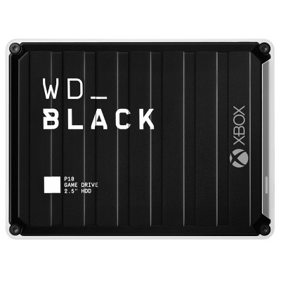 Western Digital P10 Game Drive for Xbox One 3TB - Black