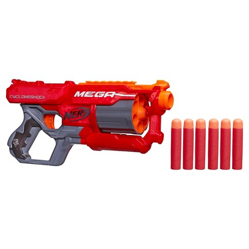 NERF N-Strike Mega CycloneShock Blaster - image 1 of 4