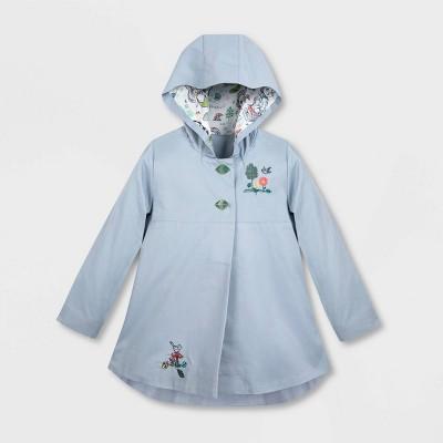Girls' Disney Animator Softshell Jacket - Blue - Disney Store
