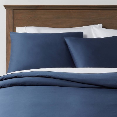 Performance Solid Duvet & Sham Set - Threshold™