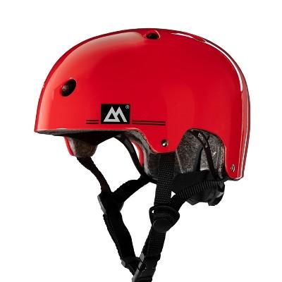 Magneto Boards Kids' Skate Helmet - Red