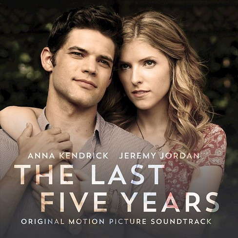 Anna kendrick - Last five years (Ost) (CD) - image 1 of 2