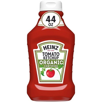Heinz Organic Ketchup - 44oz