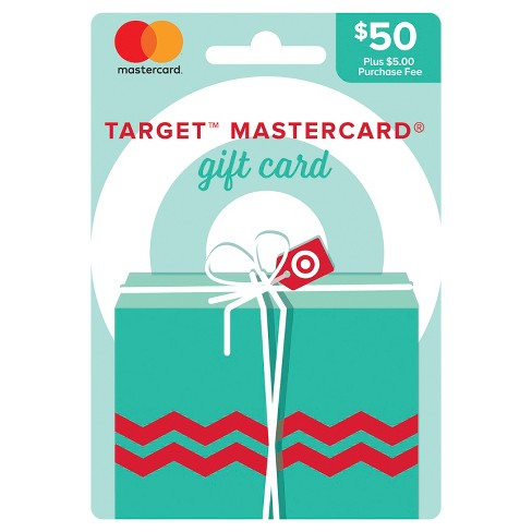 Mastercard Gift Card - $50 + $5 Fee - image 1 of 1