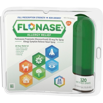 Allergy & Sinus: Flonase