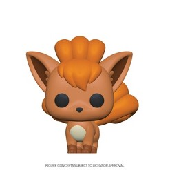 """Funko POP! Games: Pokemon - 10"""" Vulpix (Target Exclusive)"""