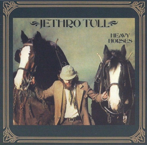 Jethro tull - Heavy horses (CD) - image 1 of 1