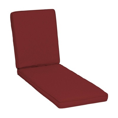 Outdoor Chaise Cushion - Arden Selections