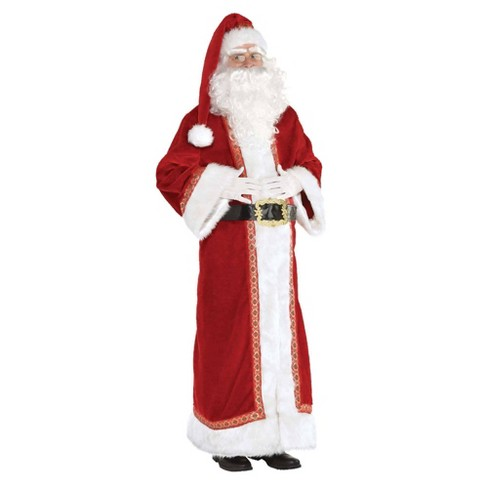 Father Christmas Santa Suit Adult Costume Standard - Amscan - image 1 of 1