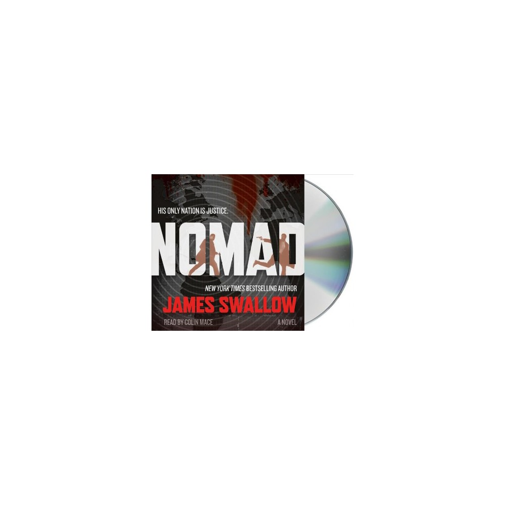 Nomad - Unabridged by James Swallow (CD/Spoken Word)