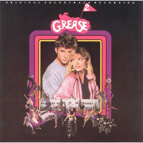 Various Artists - Grease 2 (Original Soundtrack) (CD) - image 1 of 2