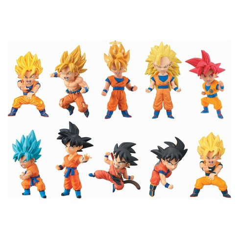 Dragon Ball Super Mystery Box Figure Collection Series 1 - image 1 of 10