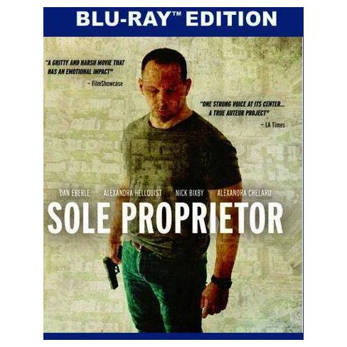 Sole Proprietor (Blu-ray) - image 1 of 1