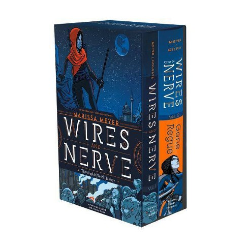 Wires and Nerve: The Graphic Novel Duology Boxed Set - by  Marissa Meyer (Mixed Media Product) - image 1 of 1