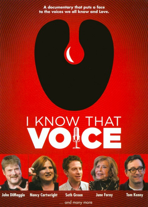 I know that voice (DVD) - image 1 of 1