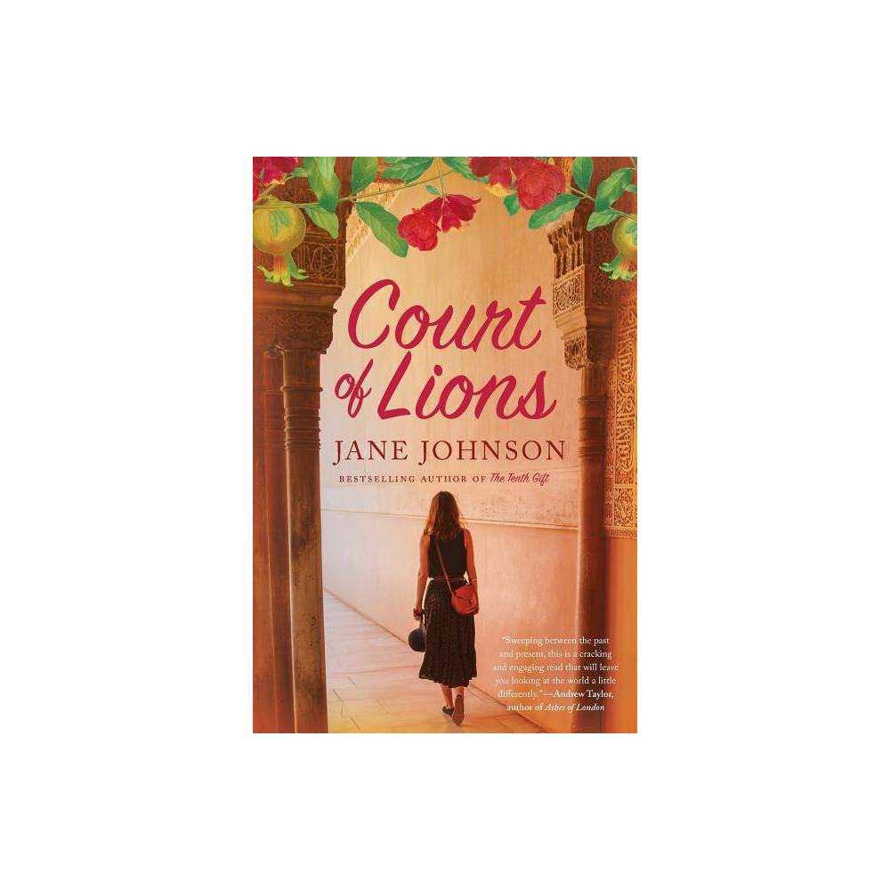 Court Of Lions By Jane Johnson Paperback