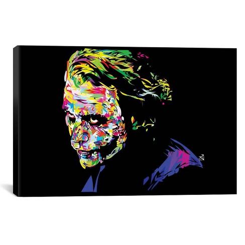 "Joker II by Technodrome1 Canvas Print (18""x26"") - image 1 of 4"