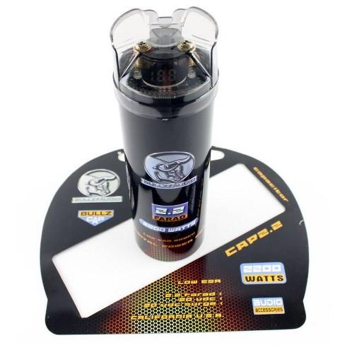 12v Capacitor Car Audio